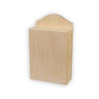 """Mr. Carving ВД-489 Заготовка для декорирования """"Mr. Carving"""" ВД-489 Ключница сосна 25 x 15 x 6 см ."""