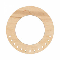 Mr. Carving ВД-682 Заготовки для декорирования Ручка для сумки фанера круглая