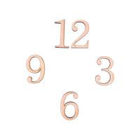 """Mr. Carving Заготовки для декорирования Mr. Carving ВД-067 цифры Заготовки для декорирования Mr. Carving ВД-067 цифры """"Классические"""" фанера 2.4 см 4 шт"""