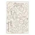 "Mr. Painter CHI-10/160702 Чипборд картонный ""Лапочка-дочка"""