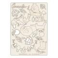 """Mr. Painter CHI-10/160703 Чипборд картонный """"Осень в кармане"""""""