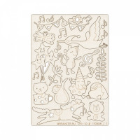 Mr. Painter CHI-10/170508/1 Чипборд картонный Солнечный зайчик/1