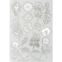 Mr. Painter CHI-10/180904/2 Чипборд картонный Цветочный атлас. Полевые цветы