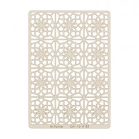 Mr. Painter CHI-10/83 Чипборд картонный Мароканские звезды