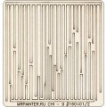 "Mr. Painter CHI-9/160401/2 Чипборд картонный "" Свадьба. Рустик"""