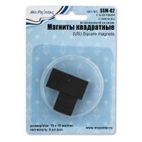 Mr. Painter SSM-02 Магниты квадратные с клеевым слоем на вспененной основе