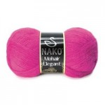 NAKO Mohair Delicate Цвет 4975 фуксия