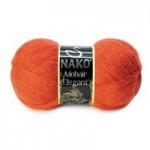 NAKO Mohair Delicate Цвет 507 терракот