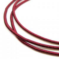 Neelansh Exports KAN/MF1-09 Канитель мягкая, гладкая KAN/MF1-09 глянец, темно-бордовый ,1 г