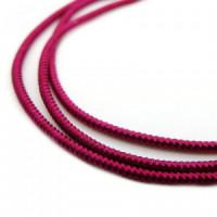 Neelansh Exports KAN/MF1-15 Канитель мягкая, гладкая KAN/MF1-15  глянец, розовая фуксия ,1 г
