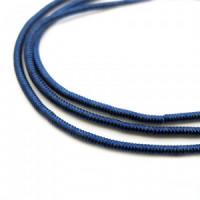 Neelansh Exports KAN/MF1-22 Канитель мягкая, гладкая KAN/MF1-22  глянец, темно-синий ,1 г