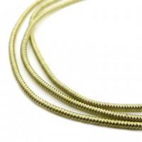 Neelansh Exports KAN/MF1-23 Канитель мягкая, гладкая KAN/MF1-23  глянец, экрю ,1 г