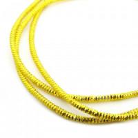 Neelansh Exports KAN/MN1-04 Канитель (трунцал) мягкая, фигурная KAN/MN1-04  глянец, золото , 1 г
