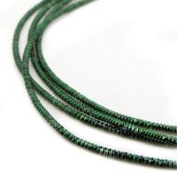 Neelansh Exports KAN/MN1-18 Канитель (трунцал) мягкая, фигурная KAN/MN1-18  глянец, ярко- зеленый , 1 г