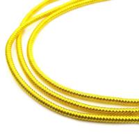 Neelansh Exports от 10 Канитель мягкая, гладкая KAN/MF1-04 глянец, желтое золото  (1 г)