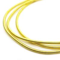 Neelansh Exports от 10 Канитель мягкая, гладкая KAN/KIC1,5-01 матовый, золото (1г)