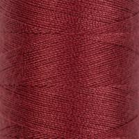 """Nitka 50/2 Швейные нитки (полиэстер) 50/2 """"Nitka"""" ( 101-200 ) 4570 м №120 св.вишневый"""