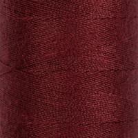 """Nitka 50/2 Швейные нитки (полиэстер) 50/2 """"Nitka"""" ( 101-200 ) 4570 м №122 бордовый"""