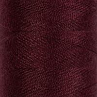 """Nitka 50/2 Швейные нитки (полиэстер) 50/2 """"Nitka"""" ( 101-200 ) 4570 м №123 т.бордовый"""