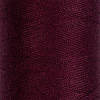 """Nitka 50/2 Швейные нитки (полиэстер) 50/2 """"Nitka"""" ( 101-200 ) 4570 м №125 вишневый"""