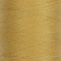 "Nitka 50/2 Швейные нитки (полиэстер) 50/2 ""Nitka"" ( 101-200 ) 4570 м №138 бежево-желтый"