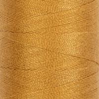"""Nitka 50/2 Швейные нитки (полиэстер) 50/2 """"Nitka"""" ( 101-200 ) 4570 м №141 св.охра"""