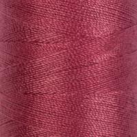"""Nitka 50/2 Швейные нитки (полиэстер) 50/2 """"Nitka"""" ( 101-200 ) 4570 м №166 т.розовый"""