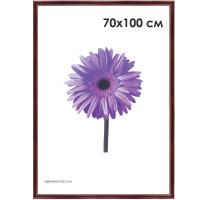 "NO NAME 0065-70-0019 Рамка премиум 70х100 см, дерево, багет 26 мм, ""Linda"", махагон, 0065-70-0019"