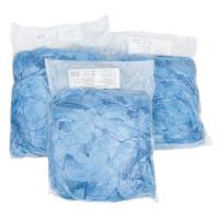 ЛАЙМА 104979 Бахилы КОМПЛЕКТ 100 шт. (50 пар) в упаковке, СТАНДАРТ, размер 39х15 см, 22 мкм, 3 г, ПНД, ЛАЙМА, 104979