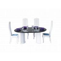 Прочие 11-136158 Мебель для кукол Конфетти Набор мебели для столовой (в коробке) (от 3 лет) С-1332, (Огонек)