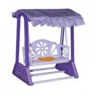 Прочие 11-137161 Мебель для кукол Конфетти Качели (30см, в ассортименте) (в пакете) (от 3 лет) С-1370, (Огонек)
