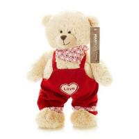 Прочие 11-152415 Мягкая игрушка Мишка Лука в штанишках (25см) TS-A6799-32B, (Shanghai TS Toys Co., Ltd)
