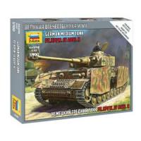 ЗВЕЗДА 11-159194 Сборная Модель 1:100 Немецкий средний танк Т-4Н 6240
