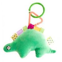 Прочие 11-171200 Мягкая игрушка Дино 11243, (Пластмастер)