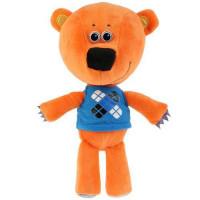 Прочие 11-171423 Мягкая игрушка Ми-ми-мишки. Медвежонок Кеша (20см) (в пакете) V62075-20NS, (Shanghai First Arts&Crafts Co., Ltd)