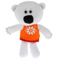 Прочие 11-171447 Мягкая игрушка Ми-ми-мишки. Медвежонок Белая Тучка (20см) (в пакете) V62076-20NS, (Shanghai First Arts&Crafts Co., Ltd)