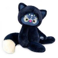 """BUDIBASA 11-175432 Мягкая игрушка BudiBasa LoriColori. Нео (черный) (25см) (в подарочной коробке) LR25-06, (ООО """"МПП"""")"""