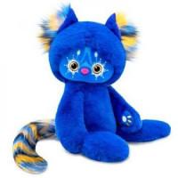 """BUDIBASA 11-175435 Мягкая игрушка BudiBasa LoriColori. Тоши (синий) (25см) (в подарочной коробке) LR25-07, (ООО """"МПП"""")"""