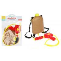 Прочие 11-176202 ВодноеОружие Бластер с рюкзаком (в пакете) (от 3 лет) 032-643640, (Shantou Gepai Plastic lndustrial Сo. Ltd)