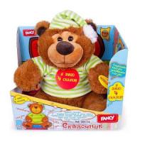 Прочие 11-176495 Мягкая игрушкаFancy Медведь-сказочник (26см, озвученный) MCHN01\M, (Beijing Rain-Lotus Art&Gift Co., Ltd)