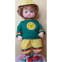 Прочие 11-178177 Кукла Невредилкин. Правила здорового образа жизни (мальчик) (с речевым чипом, раскраска) (в коробке), (Мир кукол)