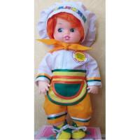 Прочие 11-178182 Кукла Питалкин. Правила здорового образа жизни (мальчик) (с речевым чипом, раскраска) (в коробке), (Мир кукол)