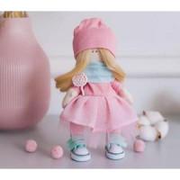 ArtUzor 11-180078 Интерьерная кукла. Сара (21см, комплект материалов для изготовления) (в пакете) 4816582 ArtUzor