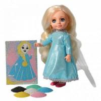 Прочие 11-182436 Кукла Ася. Ледяные приключения (26см, с набором для творчества, +яйцо-сюрприз) (в блистере) (от 3 лет) В3860, (Весна)