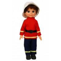 ВЕСНА 11-182442 Кукла Мальчик в костюме Пожарного (30см) В3880