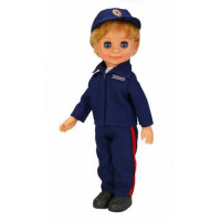 ВЕСНА 11-182451 Кукла Полицейский (30см, мальчик) В3877