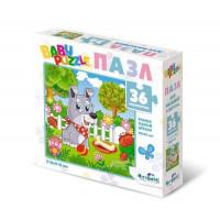 "ORIGAMI 11-184248 Пазл Baby Puzzle 36 дет. Щеночек 05827, (ООО ""Оригами"")"