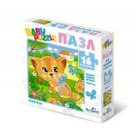 "ORIGAMI 11-184254 Пазл Baby Puzzle 16 дет. Бантик 05831, (ООО ""Оригами"")"