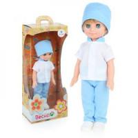 ВЕСНА 11-184597 Кукла Доктор (30см) В3871