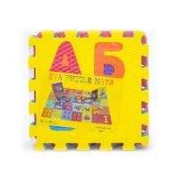 Рыжий кот 11-189492 Коврик-пазл 10 дет. Алфавит (31*31*0,9см) T033